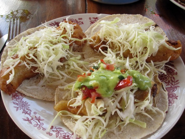 Puerto escondido top ten surfing round the world for Best fish taco recipe in the world