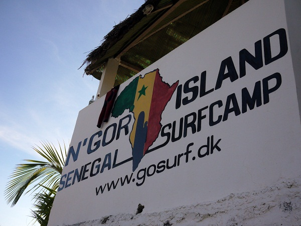 ngor island surf camp