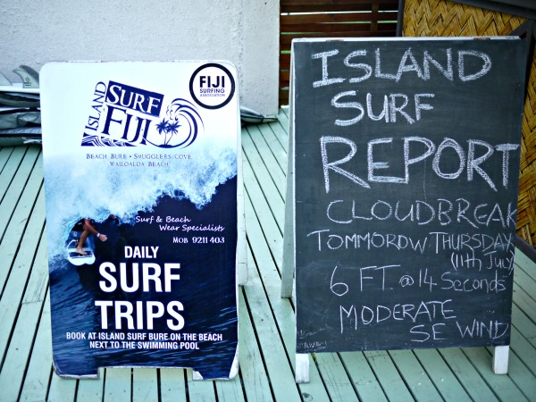 surf report