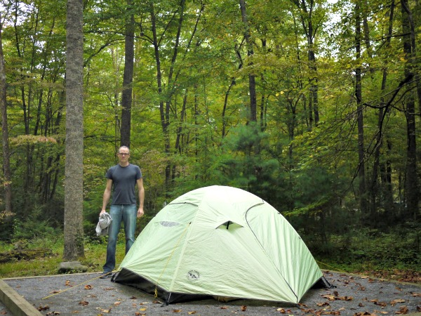 smokeys camping