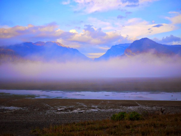 tetons mist