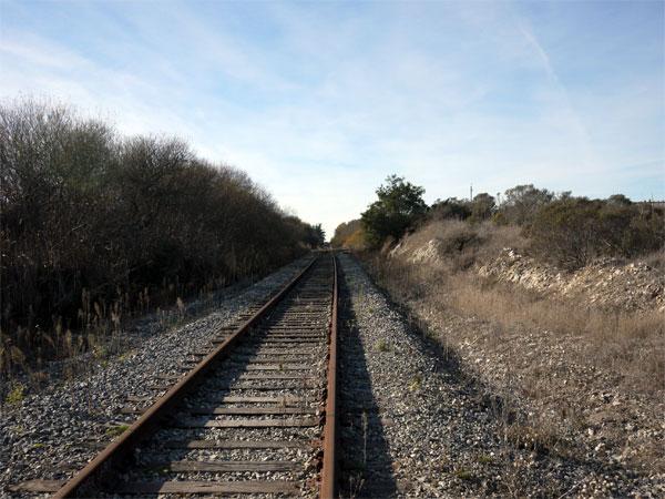 train-tracks